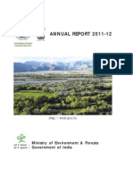 Annual Report 2011-12, Ministry of Environment & Forests - Naresh Kadyan