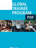Global Trainee Program