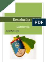 Prova Do IME de 2009 Resolvida