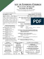 Bulletin Dec 14