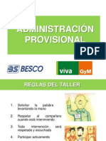 Admin is Trac Ion Provisional Parque Central - Torre i