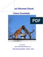 Chess Essentials eBook Ad