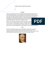 Biografía y obras de Gabriel García Moreno