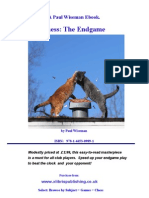 Chess the Endgame eBook Ad PDF