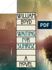 Waiting for Sunrise  (an excerpt)