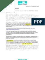 Corporación Bioautismo reafirma declaraciones de Navarro sobre el autismo