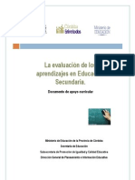 Documento Evaluacion Secundaria 21-10-11