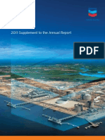 Chevron Annual Report Supplement