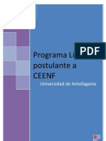 Programa Lista +A