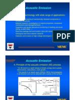 Acoustic Emission