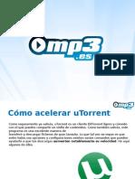 uTorrent - Como acelerar las descargas - Mp3.es