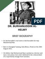DR Burhanuddin
