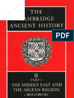 The Cambridge Ancient History Vol 02, Part 01 - The Middle East and the Aegean Region, c. 1800-1380 B.C