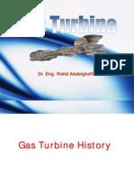 1 Gas Turbine Introduction