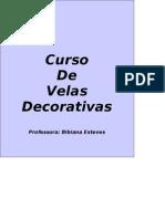 Bibiana Esteves - Curso de Velas (Rtf)