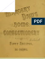 Margery Daw's Home Confectionery (1883)