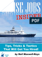 Cruise Ship Jobs Insider