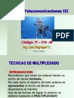 Curso Telecom III - 2009-1 Multiplex Ado