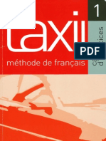 Taxi! Methode de Francais 1 - Cahier d'Exercices