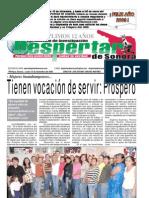 Despertar de Sonora - 15 de diciembre de 2008
