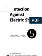 GN5 Protection Against Electric Shock