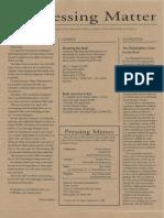 DVC-GBW Summer 2005 Newsletter