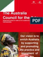 The Australia Council's Cultural Engagement Framework