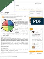 Ciclo PDCA _ Empresas & Dinheiro