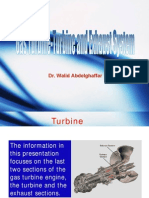 5 Gas Turbine_Turbine and Exhaust System