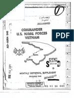 U.S. Naval Forces Vietnam Monthly Historical Summary Dec 1969