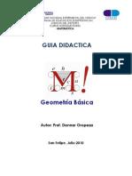 Guia didactica geometria