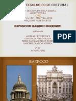 EXPOSICION BARROCO BORROMINI