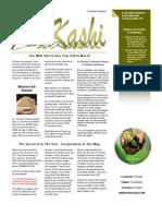 Prokashi Newsletter