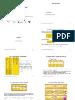 Arithmétiques des Ordinateurs - Plan d'exposé
