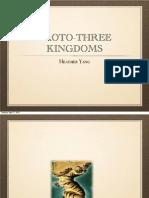 Proto-Three Kingdoms Heather Yang
