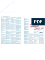 Aer Arann Timetable 04 December