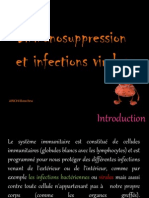 Immunosuppression Et Infection Virales