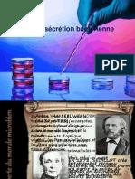 systemes de sécrétion bactérienne