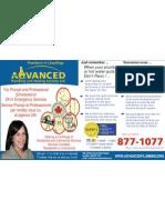Advanced Plumbing & Heating Ltd. 2009