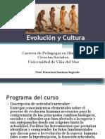 Evolución y Cultura Introduccion