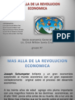 Mas Alla de La Revolucion Economica