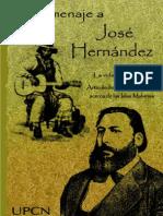 Homenaje Jose Hernandez