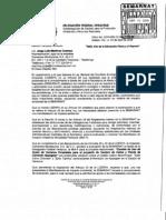 Resolutivo Cantera de Caliza y Planta MIA SEMARNAT - Complet