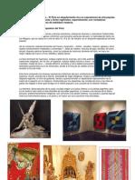 Artes Populares del Perú