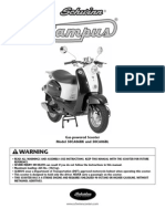 50cc Campus Owner Manual