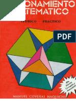 Razonamiento Matematico Manuel coveñas
