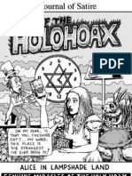 A Journal of Satire - Tales of the Holohoax