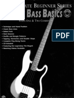 Bass - Rock Bass Basics