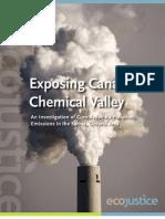 Exposing Canada's Chemical Valley (Sarnia, Ontario)