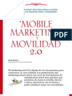 'Mobile mark eting' y movilidad 2.0